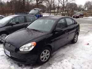 Hyundai Accent 2008 4dr GLs for sale cheap!!!