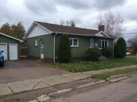 HOUSE FOR RENT near Moncton. Hospital