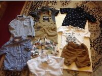 Joblot bundle baby boy clothes 2/3yrs old 9 items from next used £6