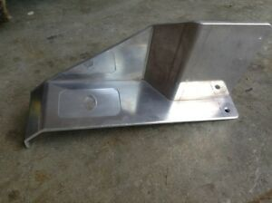 Go kart clutch guard