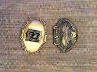 Harley Davidson , crown royal belt buckles