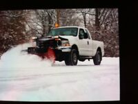Snow Plowing  and Hand Shovelling