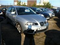 2007 SEAT IBIZA 1.4 5 DOOR HIGH SPEC *JUST REDUCED BY 500*
