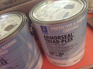 Peinture Armorseal tread-plex
