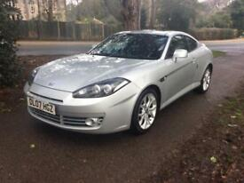 2007 HYUNDAI COUPE 2.0 SIII 3 DOOR CHEAP