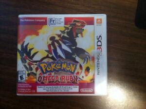 Pokémon OmegaRuby 3DS