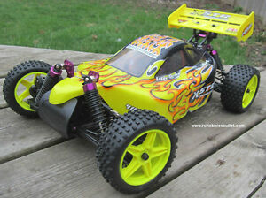 New RC Car / Buggy  1/10 Scale, Electric, 4WD City of Toronto Toronto (GTA) image 1