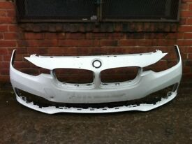 BMW 3 series front bumper 2014-2015-2016-2017 £25