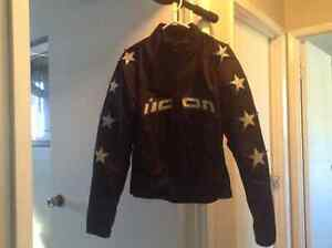 Leather jackets and motorcycle jacket