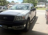 TWO FOR THE PRICE OF ONE 2004 f150 lariat and xlt