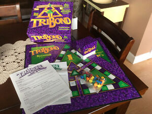 Tribond .. board game
