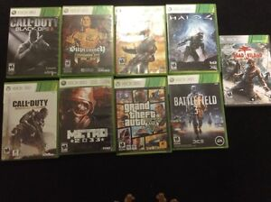 Xbox360 games for virtual reality headset trade/swap