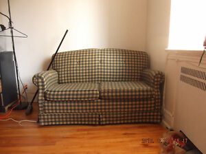 Clean, Cheap and Bug/Pet free FUTON available immediately!!!