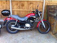Cagiva roadster 125cc