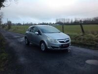 24/7 Trade sales NI Trade Prices for the public 2009 Vauxhall Corsa 1.0 Life 3 Door Silver