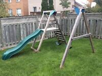 Swing and Slide Set