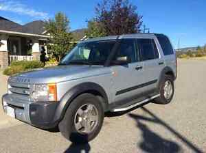 2007 Land Rover LR3 HSE SUV, Crossover