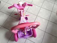Hello Kitty tricycle ( 1-3)years