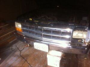 Parting out 1996 Dodge Dakota 318 automatic