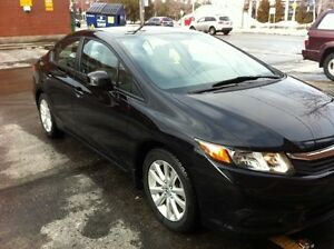 Honda Civic EX 2012 toutes options 11600$