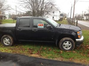 Gmc 4x4 canyon well maintained truck