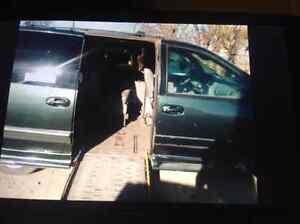 2000 Dodge Grand Caravan Handicap Van