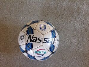 Official FIFA KOREAN ...soccer ball.. Signed by the Team