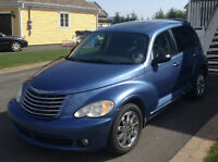 2006 Chrysler PT Cruiser Touring Edition (86100km)