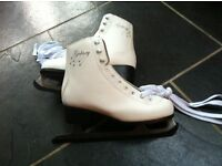 Brand new women's/girls ice skates