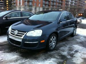 VW Jetta TDI 2006 Highline DSG automatic leather *mécanique A1*