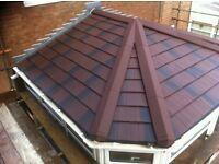 Conservatory/orangery/guardian roof system