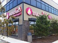 Menchies Frozen Yogurt Fort McMurray for SALE!