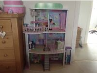 Dolls house department store