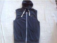 Voi jeans men's vest hoodies geilt XL fleece cotton new £8