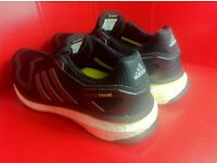 Adidas Energy Boost mi sports fitness running trainers size 10.5 UK