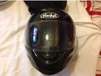 NANKAI MOTORCYCLE MOTORBIKE SCOOTER HELMET Size: XXL. 63-64cm