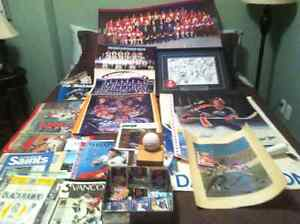 Sports Collectibles Collection