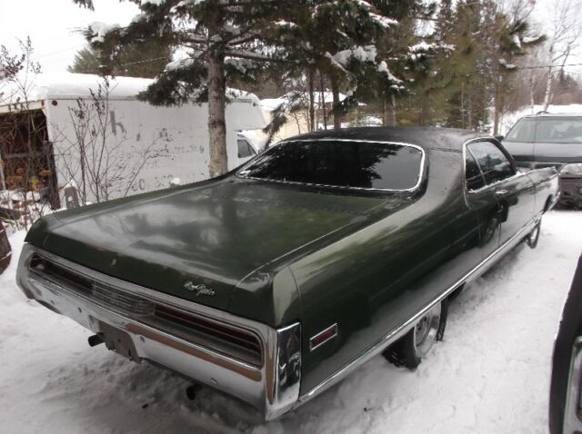 For Sale - 1970 Chrysler NY 2dr - For Sale $ 10K or Trade - ONTARIO