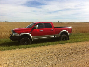 2011 Dodge Power Ram 3500 Laramie Pickup Truck