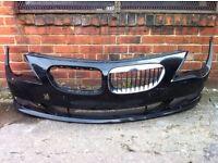 Bmw 6 series e63 e64 genuine front bumper for sale