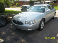 2005Buick Allure Berline