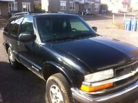 Chevrolet blazer 2000 4x4