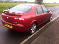 2005 RENAULT LAGUNA 2.2 DCI 6 SPEED MOT 1 YEAR LOW MILEAGE EXCELLENT CONDITION PX