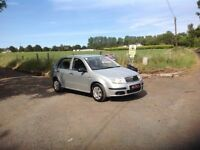 24/7 Trade sales NI Trade prices for the public 2007 Skoda Fabia 1.2 Classic Full mot