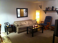 University Basement Suite Room for Rent - May 1 to September 1