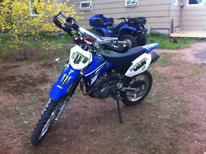 Yahmaha ttr 125 with papers 2200 obo