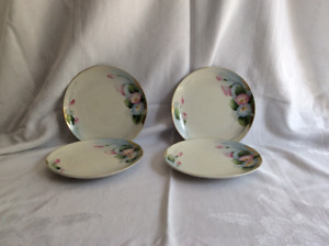 Nippon Hand painted plates