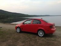 2006 chevy aveo sporty