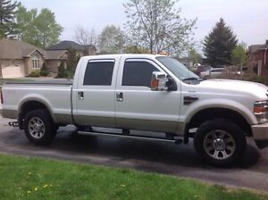 2010 FORD   F 250. KING RANCH