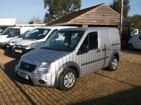 Ford Transit Connect 1.8TDCi ( 90PS ) DPF T200 SWB Trend CREW VAN NO VAT